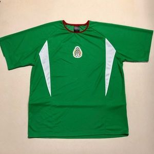Mexico Football Team - Nike Men's Soccer Jersey